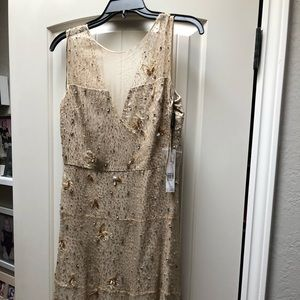 Elie Tahari sequin dress!